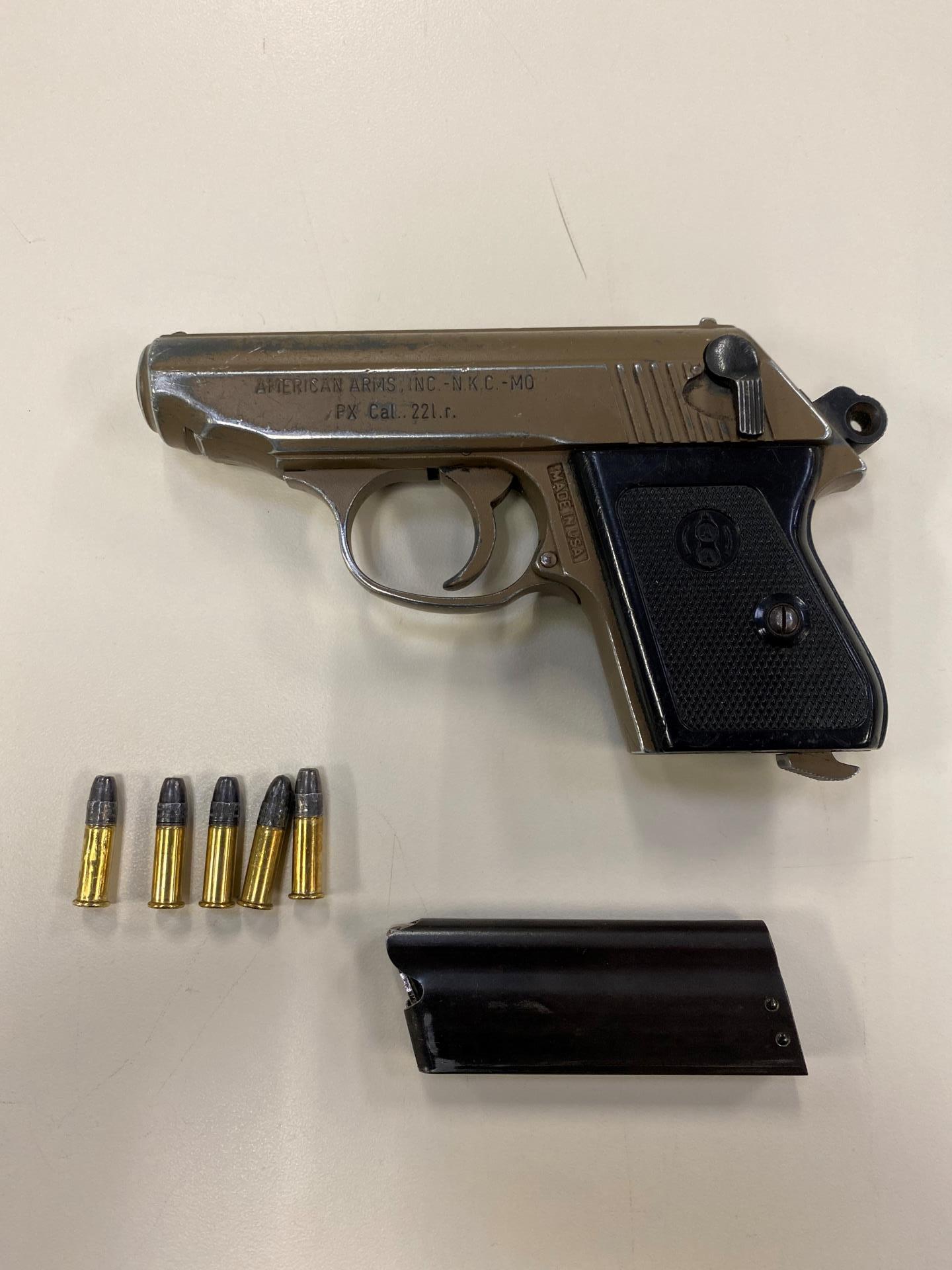 Dispensary Gun